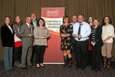 Resource  Training  &  Solutions  Honors  144  Leaders  in  Education  at the  2019  Leadership  in  Educational Excellence  Awards